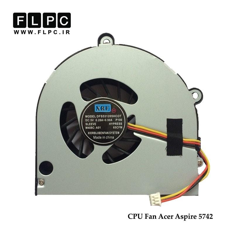 سی پی یو فن لپ تاپ ایسر Acer Laptop CPU Fan Aspire 5742