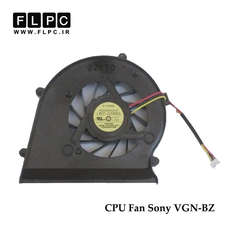 سی پی یو فن سونی Sony Laptop Cpu Fan VGN-BZ