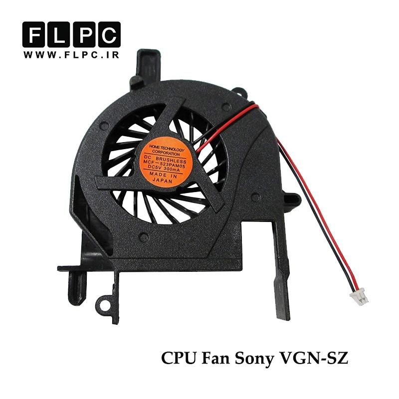 سی پی یو فن سونی Sony Laptop Cpu Fan VGN-SZ