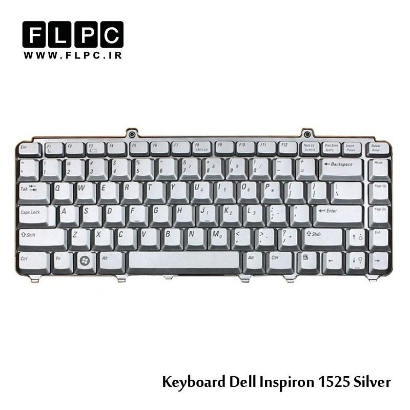 کیبورد لپ تاپ دل Dell laptop keyboard 1525