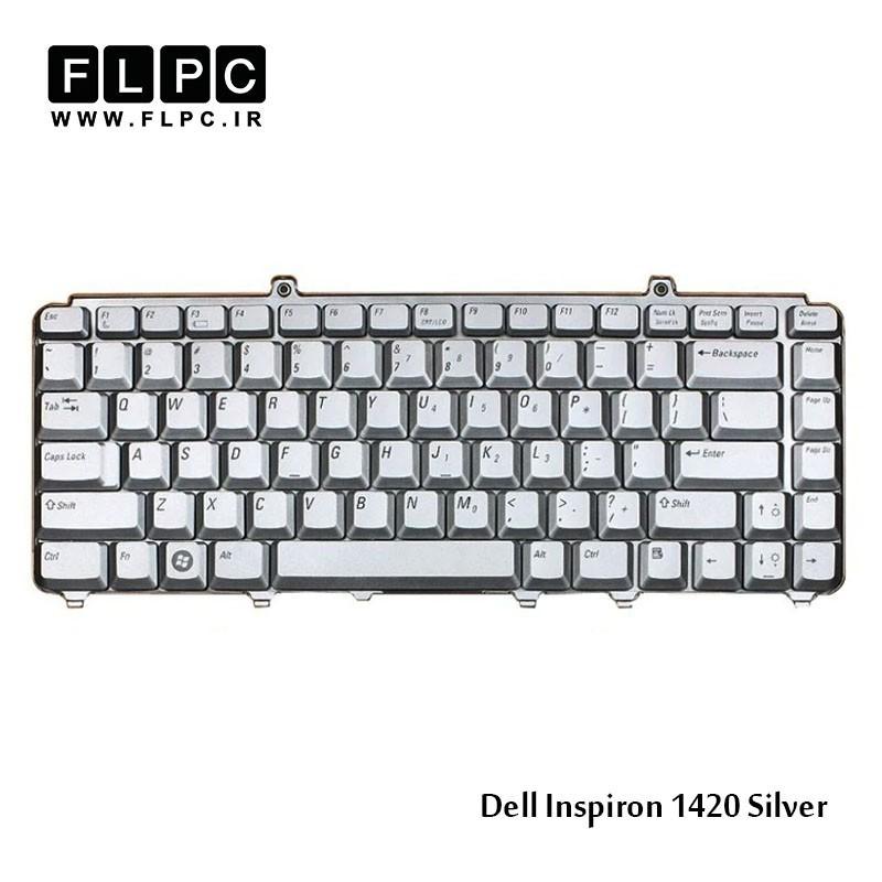 کیبورد لپ تاپ دل Dell laptop keyboard Inspiron 1420
