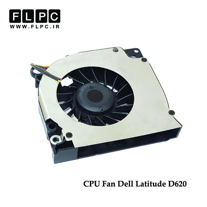 فن لپ تاپ دل Dell laptop Cpu Fan Latitude D620(کارکرده)