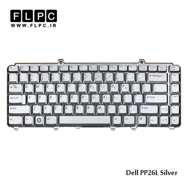 کیبورد لپ تاپ دل Dell laptop keyboard PP26L