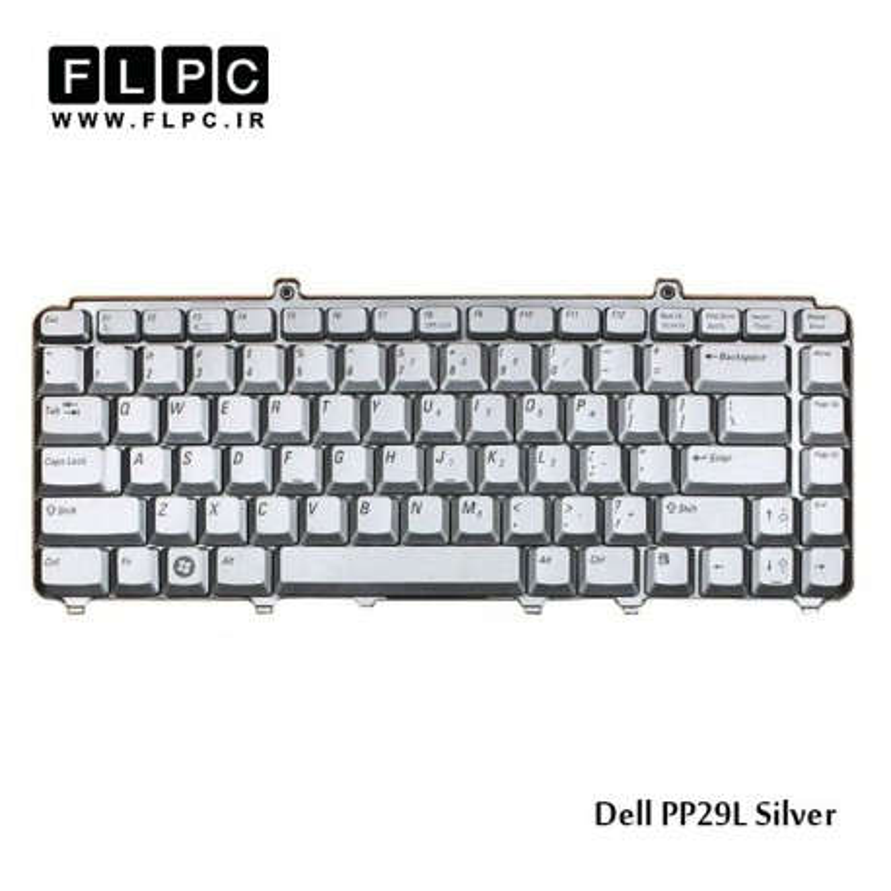 کیبورد لپ تاپ دل Dell laptop keyboard PP29L