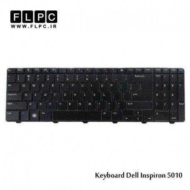 کیبورد لپ تاپ دل Dell laptop keyboard Inspiron N5010