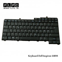 کیبورد لپ تاپ دل Dell laptop keyboard inspiron 640M