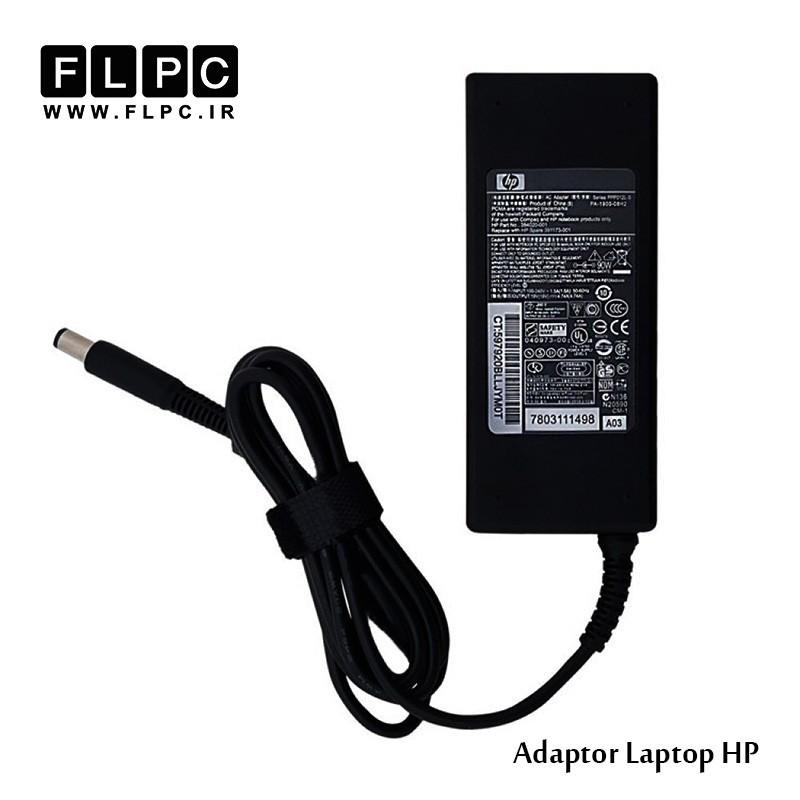 آداپتور لپ تاپ اچ پی HP Laptop Adaptor 19V 4.7A DC