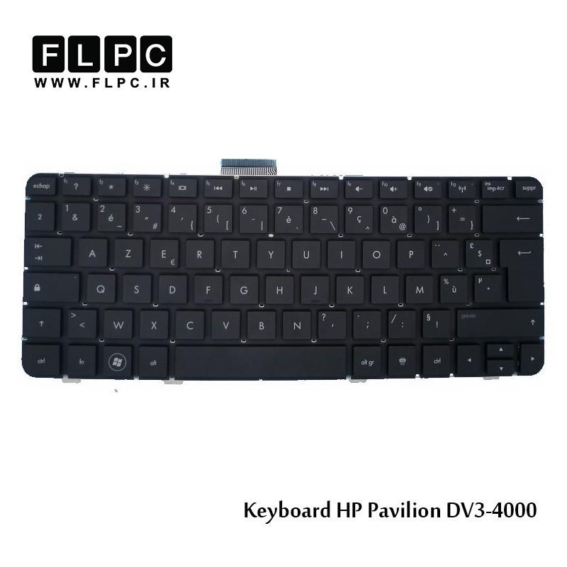 کیبورد لپ تاپ اچ پی HP laptop keyboard Pavilion DV3-4000