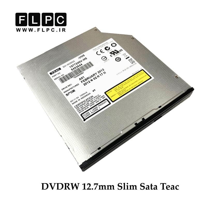 دی وی دی رایتر ساتا اسلیم 12.7میلی متر/ Laptop 12.7mm Slim Sata DVDRW Teac