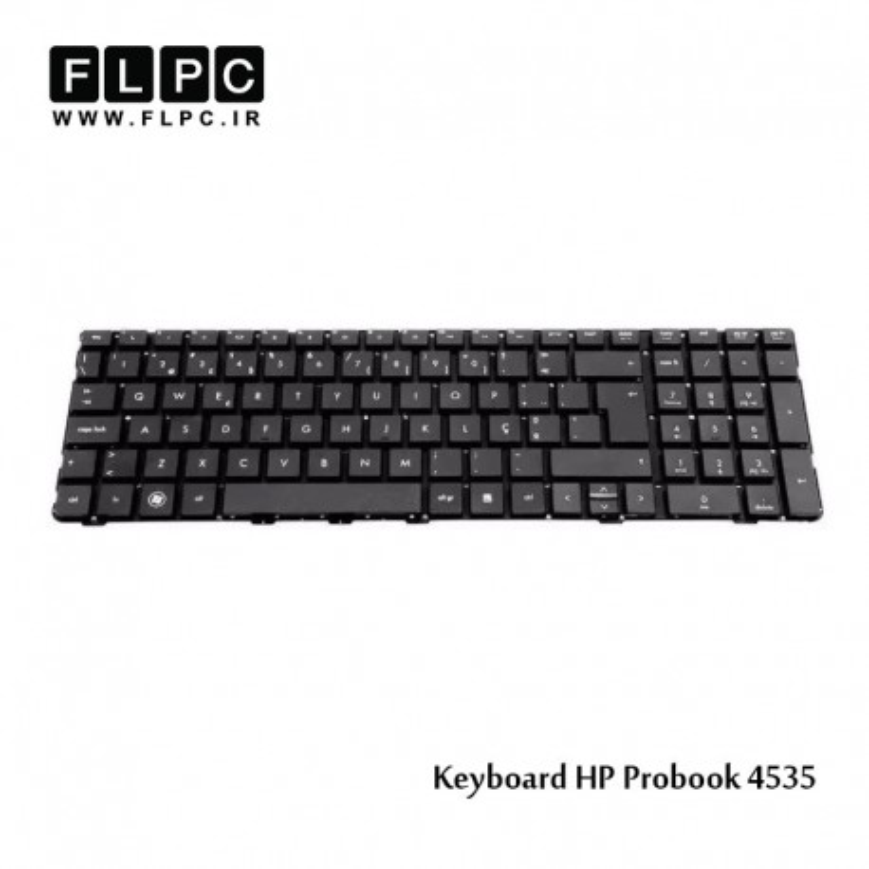 کیبورد لپ تاپ اچ پی HP laptop keyboard Probook 4535