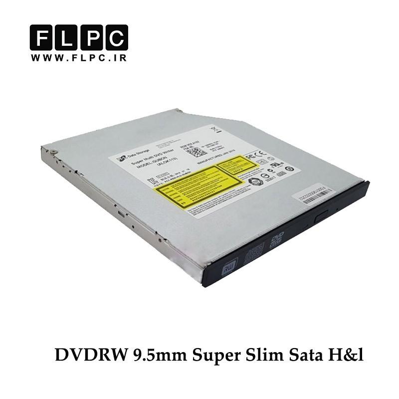 دی وی دی رایتر ساتا سوپر اسلیم 9.5 میلی متر / Laptop 9.5mm Super Slim Sata DVDRW H&l