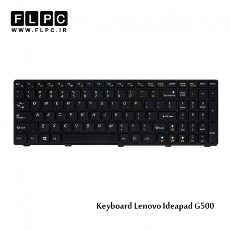 کیبورد لپ تاپ لنوو Lenovo laptop keyboard G500