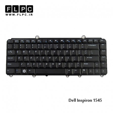 کیبورد لپ تاپ دل Dell laptop keyboard Inspiron1545-Black
