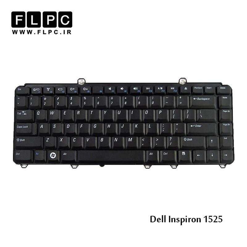 کیبورد لپ تاپ دل Dell laptop keyboard Inspiron 1525 -Black