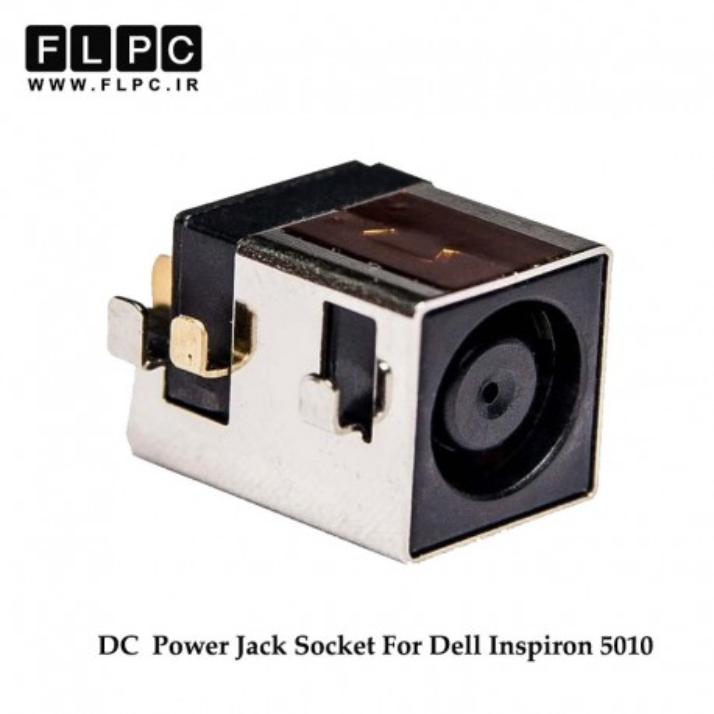 جک برق لپ تاپ دل Dell DC Jack Inspiron N5010 FL224