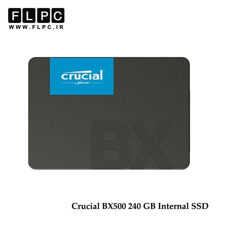 اس اس دی 240 گیگابایت کروشیال Crucial BX500 2.5inch SATA 240GB SSD