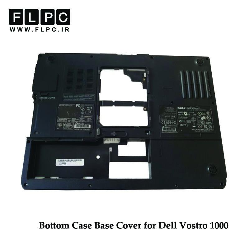 قاب کف لپ تاپ دل Dell Vostro 1000 Laptop Bottom Case _Cover D مشکی