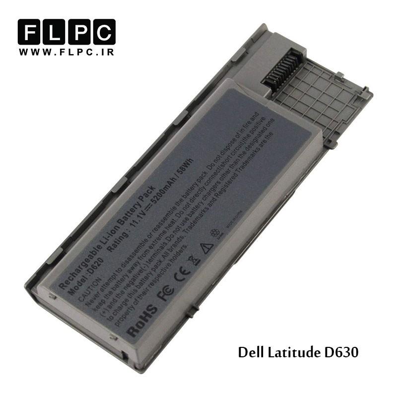 باطری لپ تاپ دل Dell laptop battery Latitude D630 - 6cell