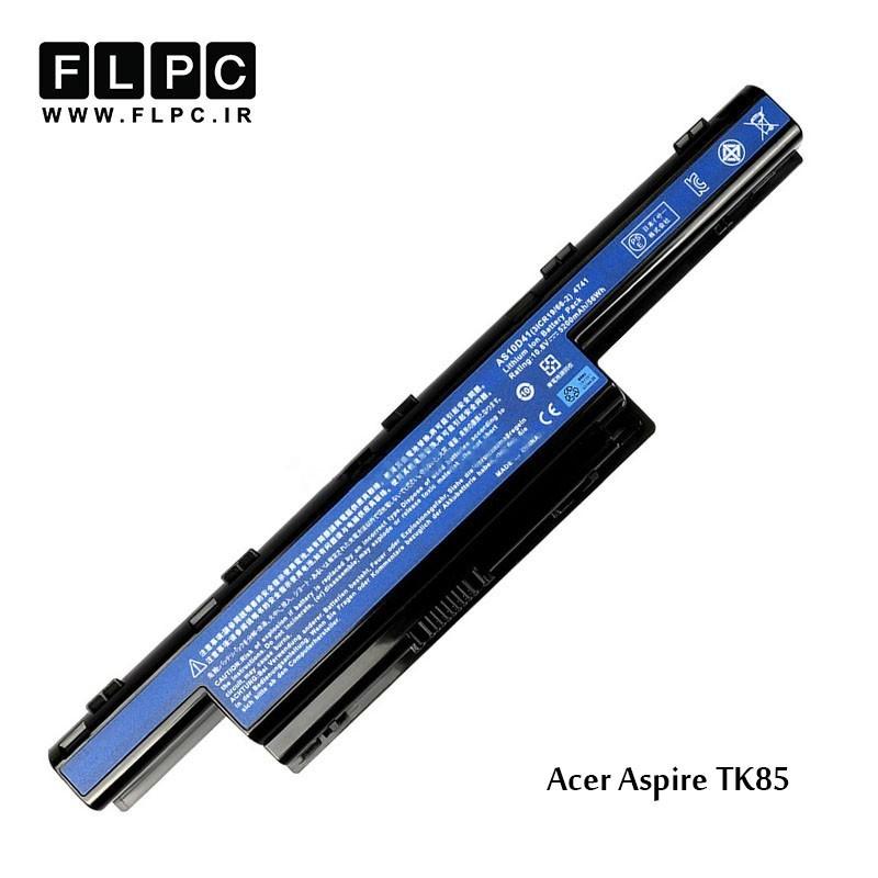 باطری لپ تاپ پکاردبل Packard Bell Laptop battery TK85 -6cell