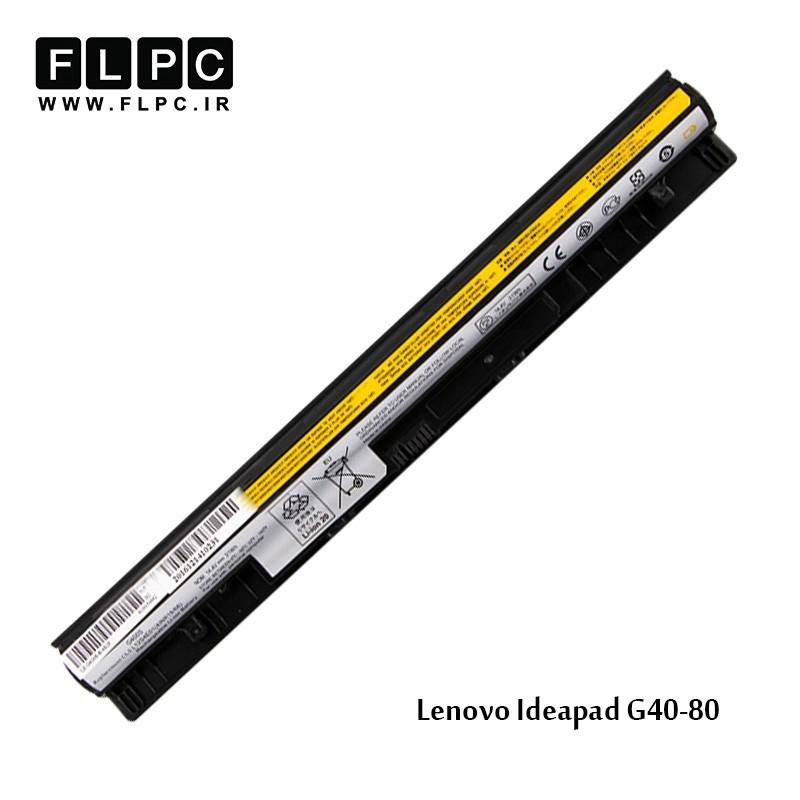 باطری لپ تاپ لنوو Lenovo IdeaPad G40-80 Laptop Battery _4cell مشکی