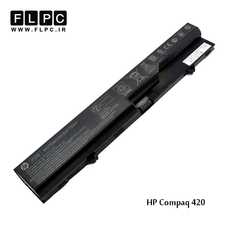 باطری لپ تاپ اچ پی HP Laptop battery COMPAQ 420 -6cell