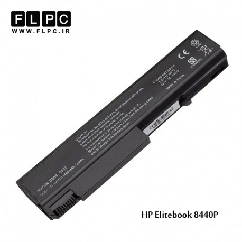 باطری باتری لپ تاپ اچ پی HP Laptop battery Elitebook 8440 -6cell
