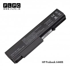 باطری لپ تاپ اچ پی HP Laptop battery Probook 6440B -6cell