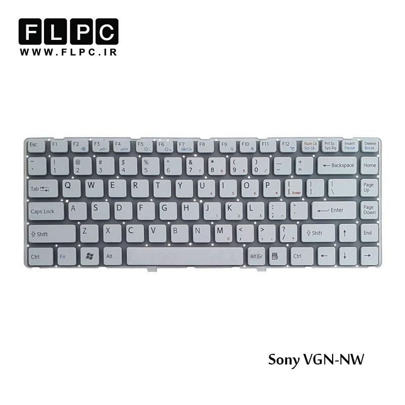 کیبورد لپ تاپ سونی Sony laptop keyboard VGN-NW