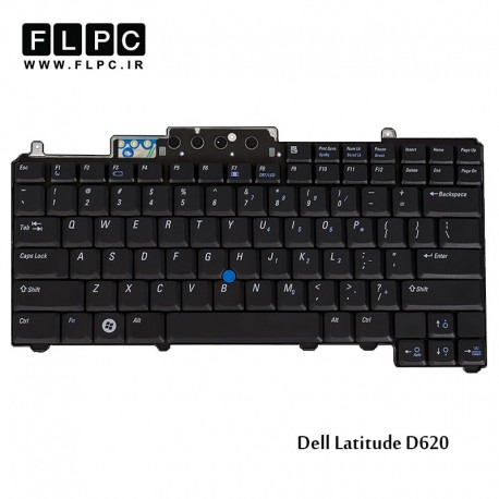 کیبورد لپ تاپ دل Dell laptop keyboard Latitude D620