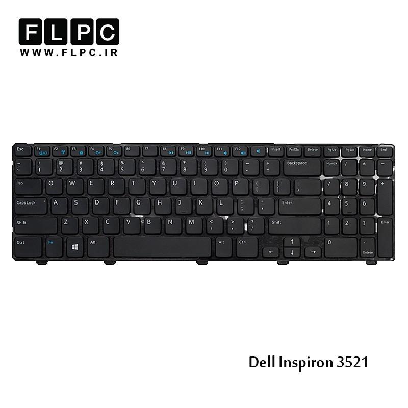 کیبورد لپ تاپ دل Dell Inspiron keyboard 3521