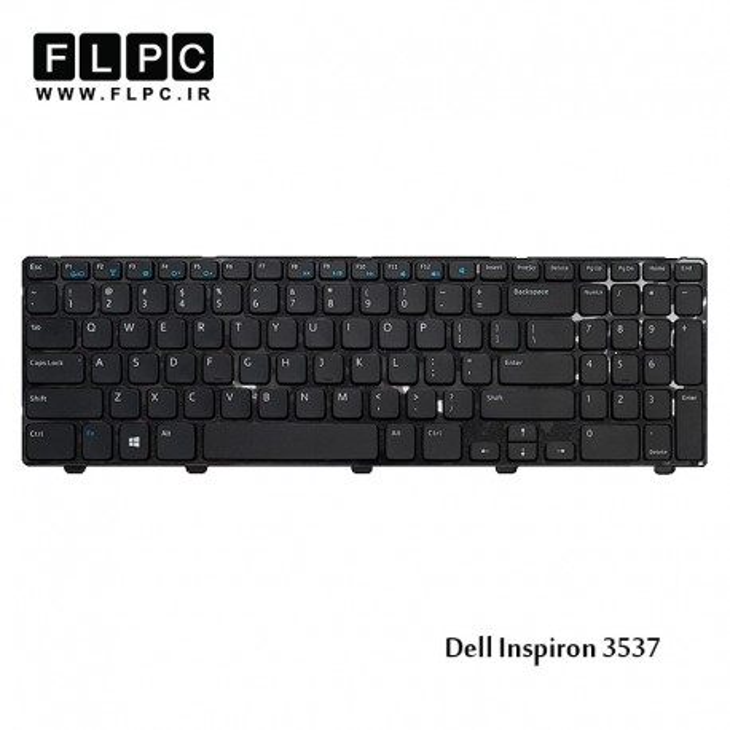 کیبورد لپ تاپ دل Dell Laptop Keyboard Inspiron 3537