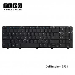 کیبورد لپ تاپ دل Dell Laptop Keyboard Inspiron 5521