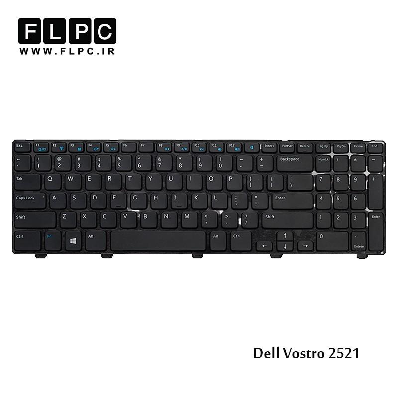 کیبورد لپ تاپ دل Dell Laptop Keyboard Inspiron 2521