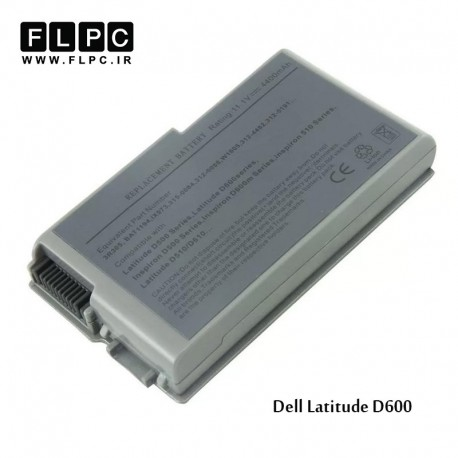 باطری لپ تاپ دل Dell laptop battery Latitude D600 - 6cell