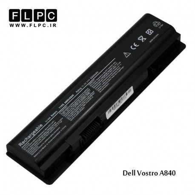 باطری لپ تاپ دل Dell laptop battery Vostro A840- 6cell