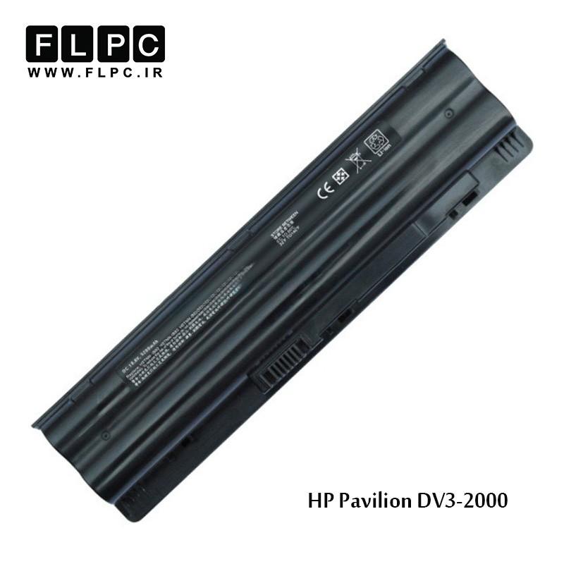 باطری لپ تاپ اچ پی HP Laptop battery DV3-2000-6cell