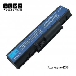 باطری لپ تاپ ایسر Acer aspire 4736 Laptop Battery _6cell