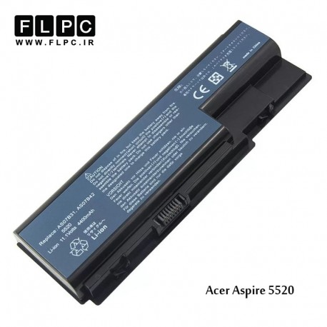باطری لپ تاپ ایسر Acer Laptop battery Aspire 5520-6cell