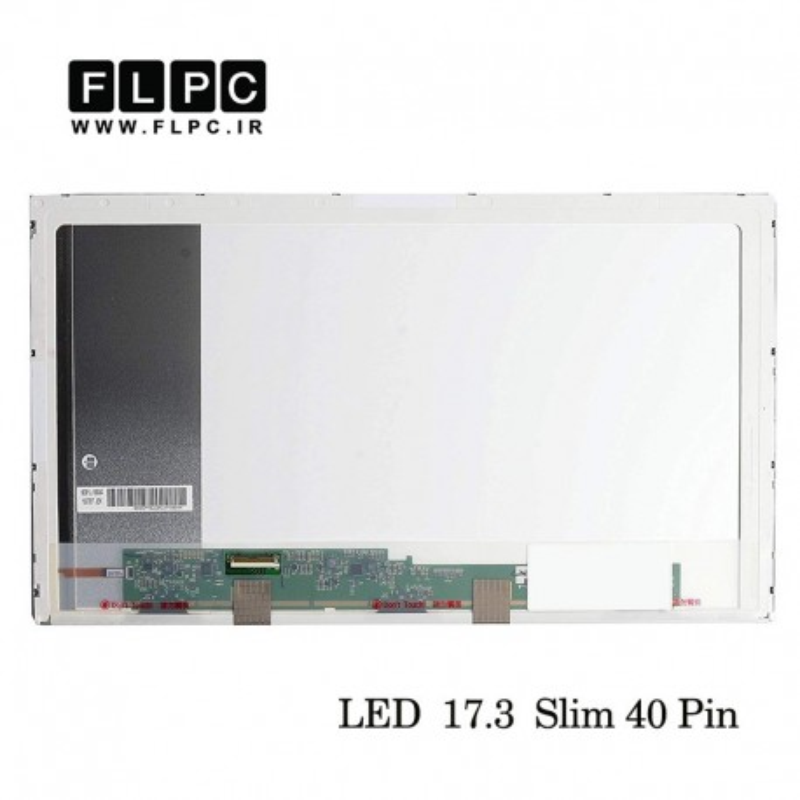 "ال ای دی 40 پین 17.3 اینچ LED 17.3"" 40 pin"