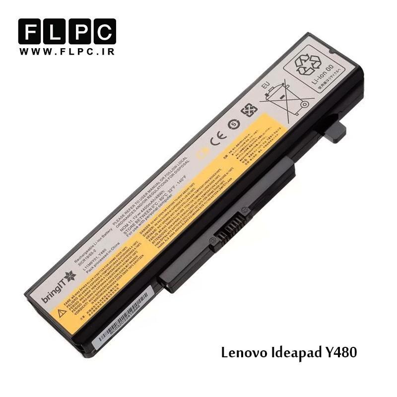 باطری باتری لپ تاپ لنوو Lenovo Labtop Battery IdeaPad Y480 -6cell