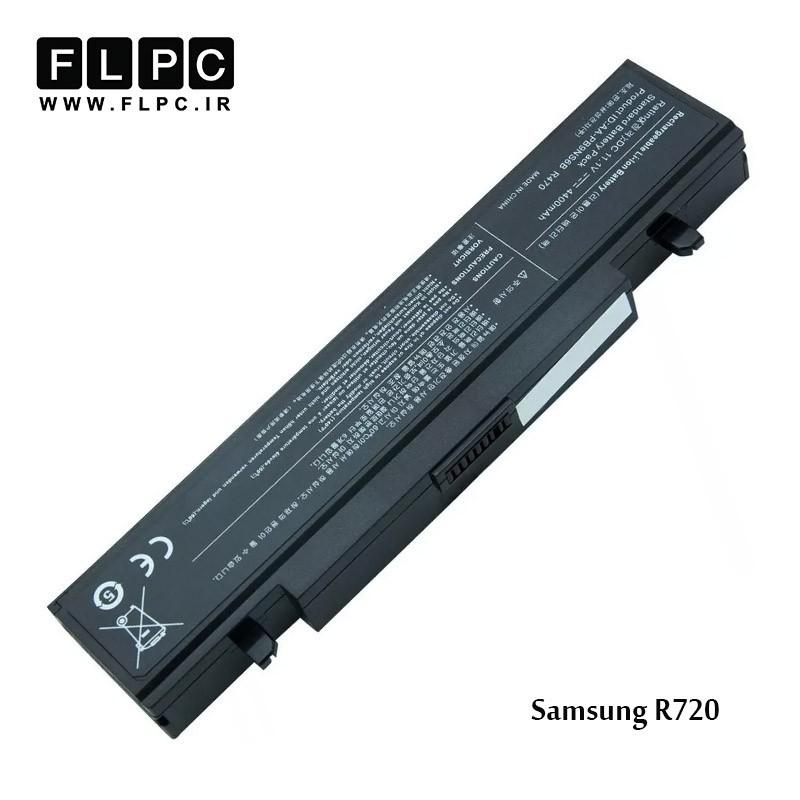 باطری لپ تاپ سامسونگ Samsung Laptop Battery R720-6cell