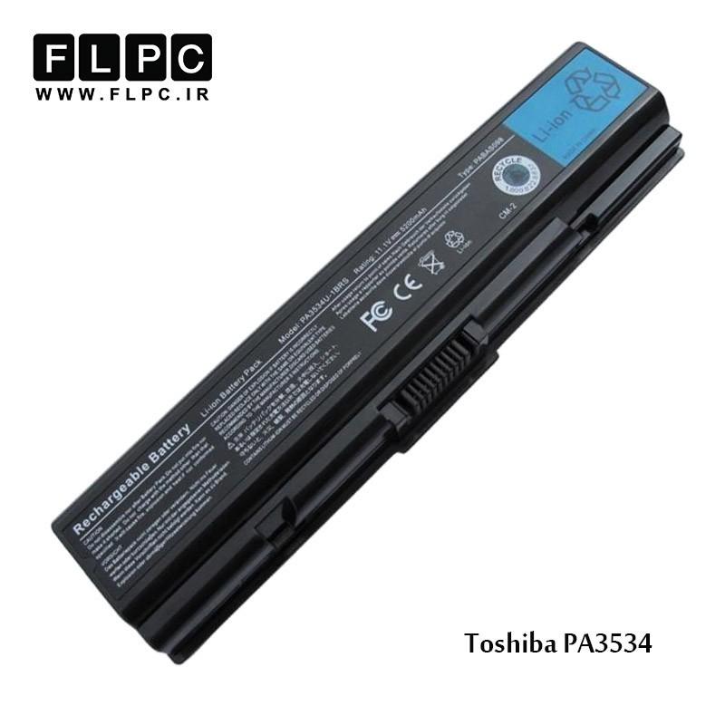 باطری باتری لپ تاپ توشیبا Toshiba laptop battery 3534 -6cell