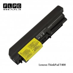 باطری لپ تاپ لنوو Lenovo Labtop Battery ThinkPad T400 -6cell
