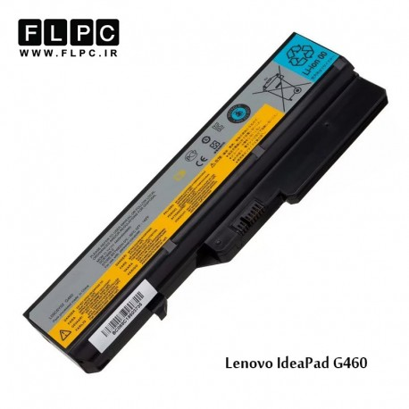 باطری لپ تاپ لنوو Lenovo Labtop Battery IdeaPad G460 -6cell