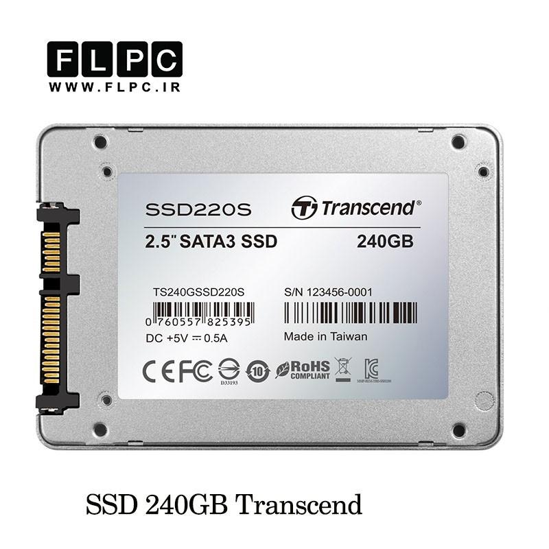 اس اس دی ترنسند SSD 240GB Transcend Sata 2.5inch