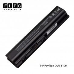 باطری لپ تاپ اچ پی HP Laptop battery Pavilion DV6-1100 series -6cell