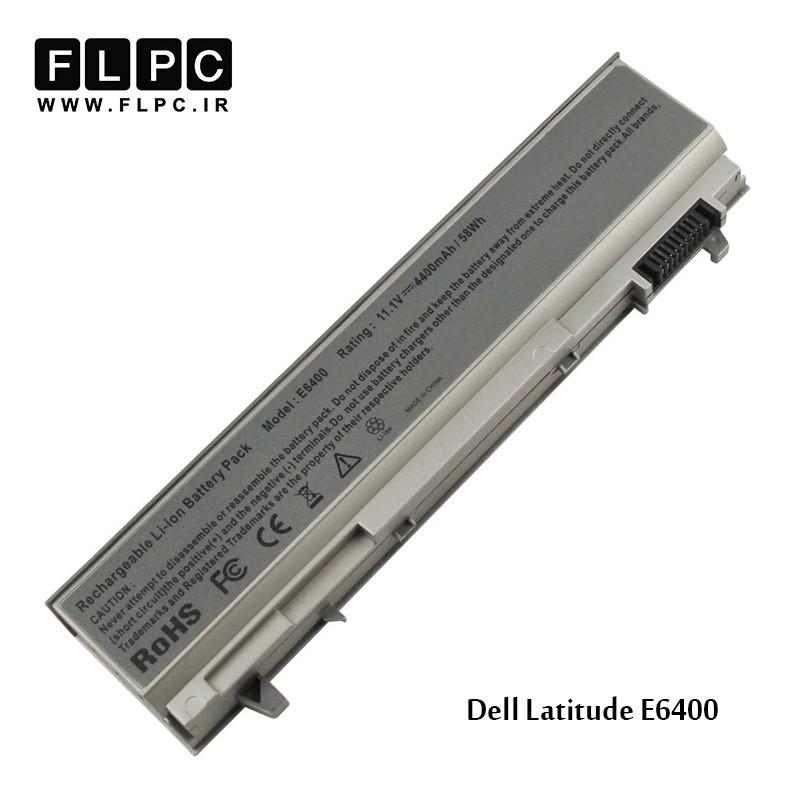 باطری لپ تاپ دل Dell laptop battery Latitude E6400- 6cell