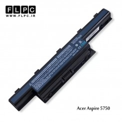 باطری لپ تاپ ایسر Acer Aspire 5750 Laptop Battery _6cell