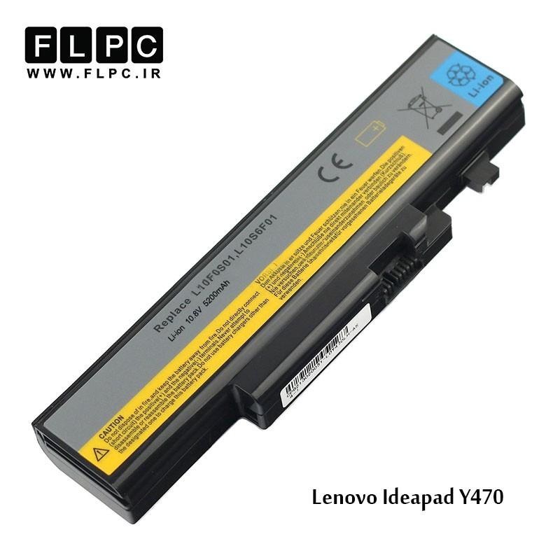 باطری لپ تاپ لنوو Lenovo Labtop Battery Y470 -6cell