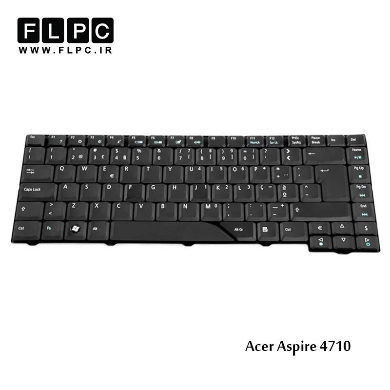 کیبورد لپ تاپ ایسر Acer Laptop Keyboard 4710